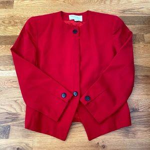 Vintage Christian Dior The Suit Jacket